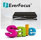 Внимание! Скидка на видеорегистраторы Everfocus - 10%